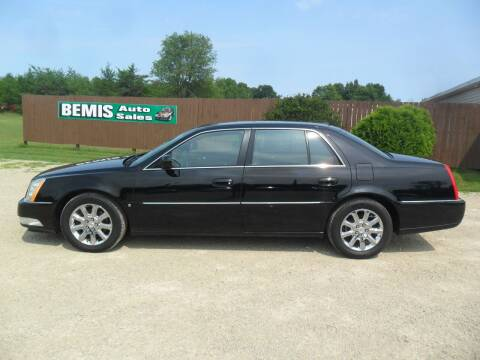 2008 Cadillac DTS for sale at Bemis Auto Sales in Crivitz WI