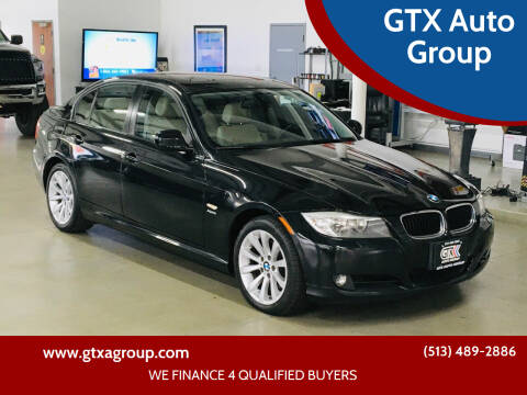 2011 BMW 3 Series for sale at GTX Auto Group in West Chester OH