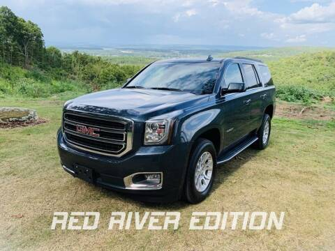 2019 GMC Yukon for sale at RED RIVER DODGE - Red River of Malvern in Malvern AR