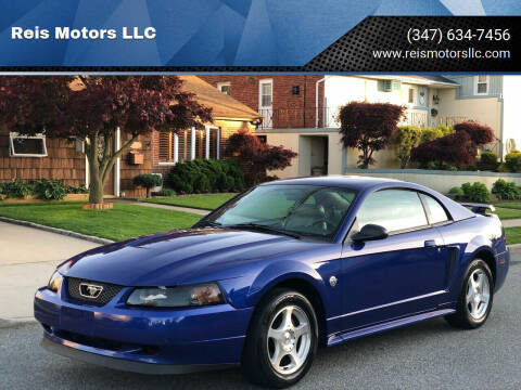 2004 Ford Mustang for sale at Reis Motors LLC in Lawrence NY
