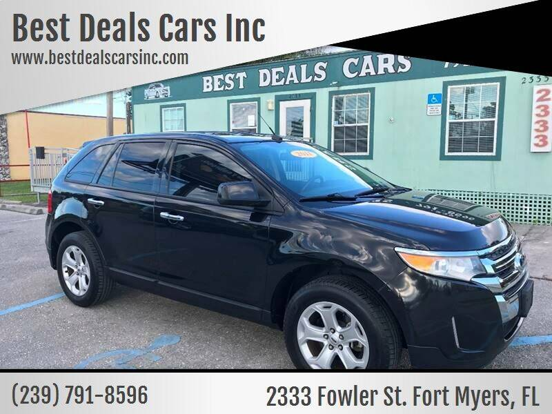 2011 Ford Edge for sale at Best Deals Cars Inc in Fort Myers FL