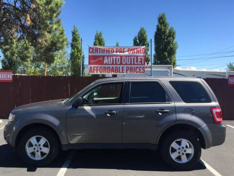 2012 Ford Escape for sale at Flagstaff Auto Outlet in Flagstaff AZ