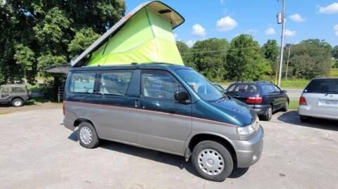 1995 Mazda Bongo Friendee RF-V Camper for sale at Postal Cars in Blue Ridge GA