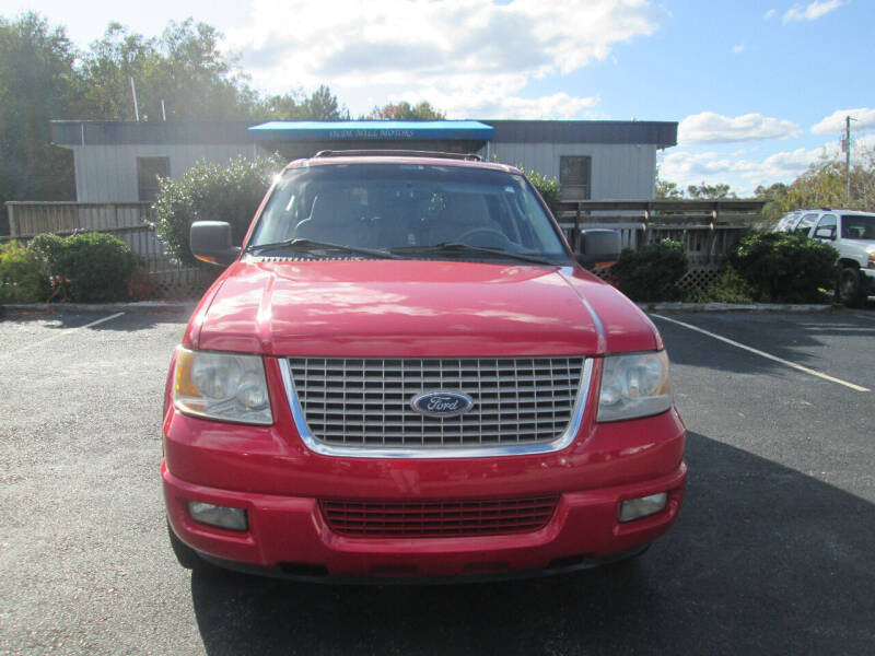 2003 Ford Expedition for sale at Olde Mill Motors in Angier NC