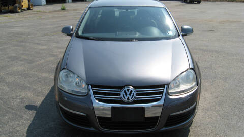 2006 Volkswagen Jetta for sale at SHIRN'S in Williamsport PA