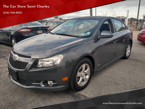 2013 Chevrolet Cruze for sale at The Car Store Saint Charles in Saint Charles MO