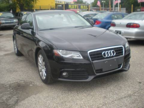 2009 Audi A4 for sale at Automotive Center in Detroit MI