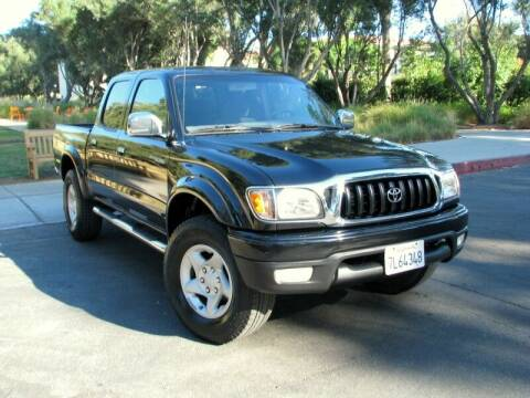 2004 Toyota Tacoma for sale at Used Cars Los Angeles in Los Angeles CA