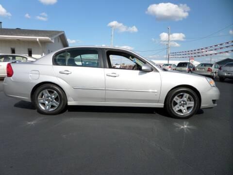 2007 Chevrolet Malibu for sale at Budget Corner in Fort Wayne IN