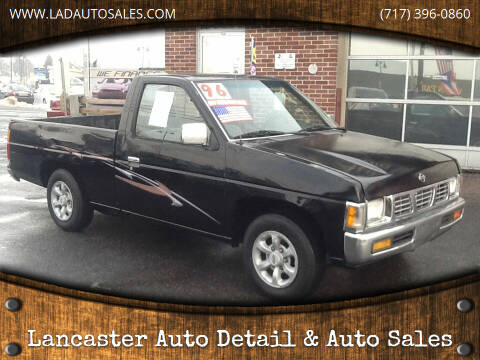 1996 Nissan Truck for sale at Lancaster Auto Detail & Auto Sales in Lancaster PA