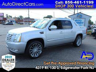 2011 Cadillac Escalade EXT for sale at Auto Direct Trucks.com in Edgewater Park NJ