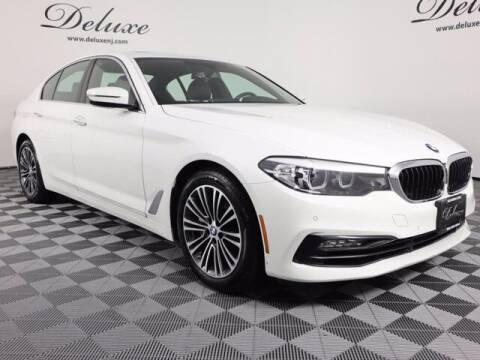2018 BMW 5 Series for sale at DeluxeNJ.com in Linden NJ