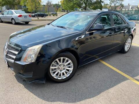 2011 Cadillac CTS for sale at Your Car Source in Kenosha WI