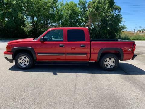 2006 Chevrolet Silverado 1500 for sale at Elite Auto Plaza in Springfield IL