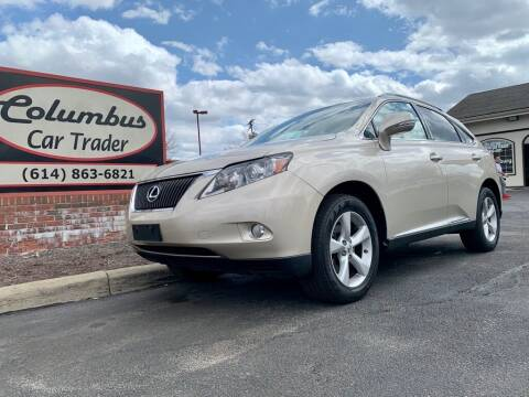 2011 Lexus RX 350 for sale at Columbus Car Trader in Reynoldsburg OH