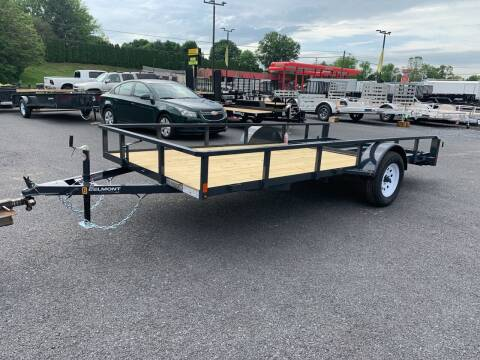 2020 Belmont 6x14 Tube Top for sale at Smart Choice 61 Trailers in Shoemakersville PA