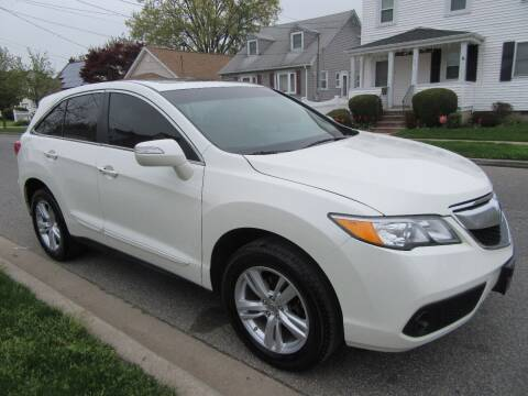 2014 Acura RDX for sale at First Choice Automobile in Uniondale NY