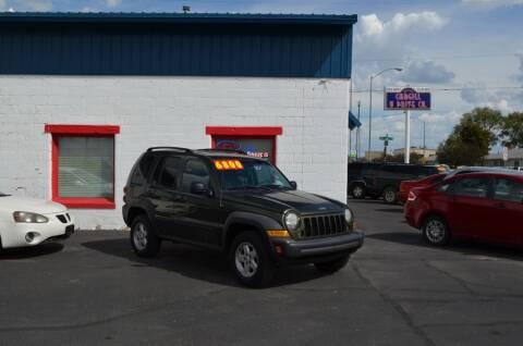 2007 Jeep Liberty for sale at CARGILL U DRIVE USED CARS in Twin Falls ID