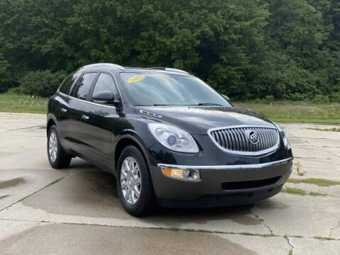 2012 Buick Enclave for sale at Betten Baker Preowned Center in Twin Lake MI