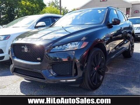 2017 Jaguar F-PACE for sale at BuyFromAndy.com at Hi Lo Auto Sales in Frederick MD