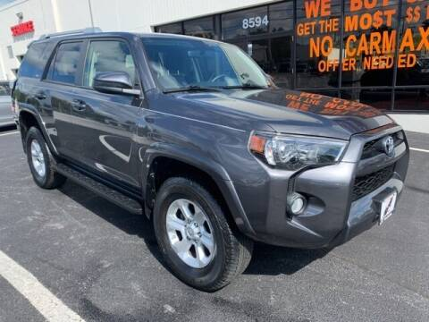 2018 Toyota 4Runner for sale at Hi-Lo Auto Sales in Frederick MD