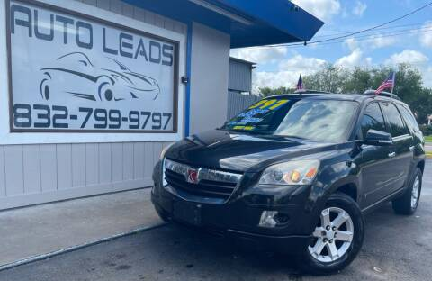 2008 Saturn Outlook for sale at AUTO LEADS in Pasadena TX