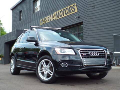 2014 Audi Q5 for sale at Carena Motors in Twinsburg OH