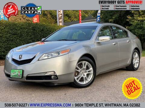 2009 Acura TL for sale at Auto Sales Express in Whitman MA