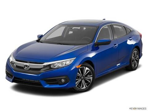 2016 Honda Civic for sale at Ken Wilson Ford in Canton NC