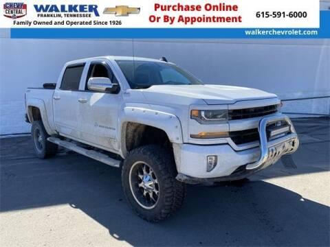 2017 Chevrolet Silverado 1500 for sale at WALKER CHEVROLET in Franklin TN