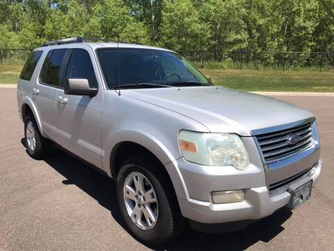 2009 Ford Explorer for sale at Angies Auto Sales LLC in Newport MN