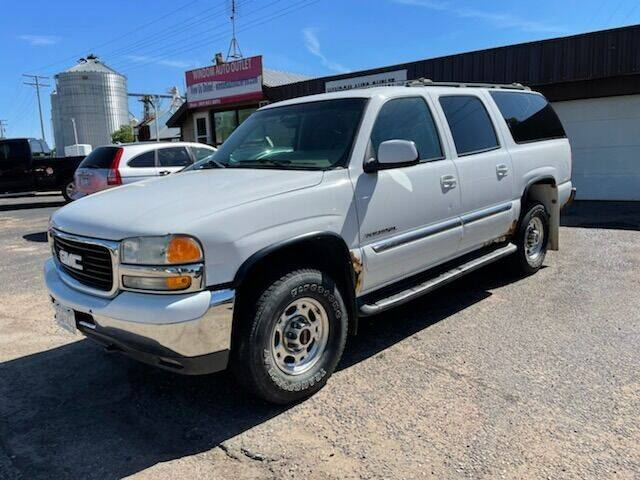 2003 GMC Yukon XL for sale at WINDOM AUTO OUTLET LLC in Windom MN