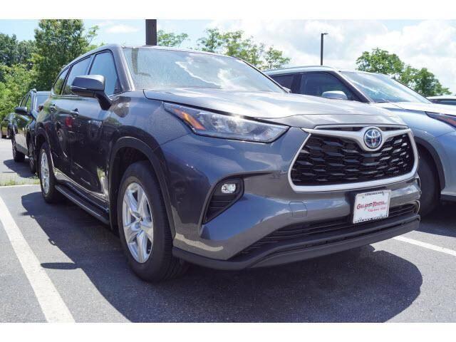 2020 Toyota Highlander Hybrid for sale in Eatontown, NJ