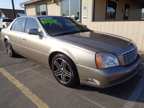 2004 Cadillac DeVille for sale at BBL Auto Sales in Yakima WA