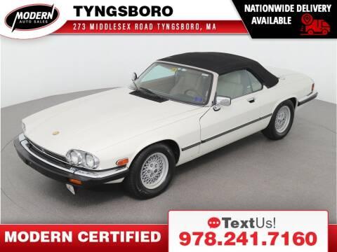 1991 Jaguar XJ-Series for sale at Modern Auto Sales in Tyngsboro MA