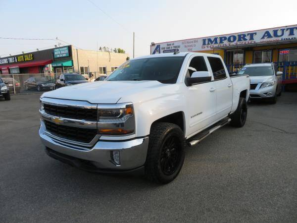 2018 Chevrolet Silverado 1500 for sale at Import Auto World in Hayward CA