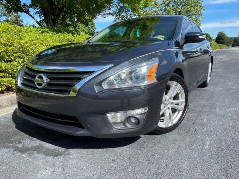 2014 Nissan Altima for sale at William D Auto Sales in Norcross GA