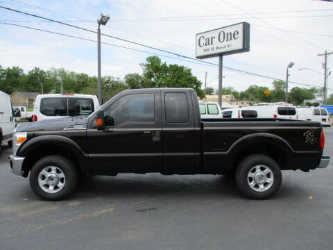 2014 Ford F-250 Super Duty for sale at Car One in Murfreesboro TN