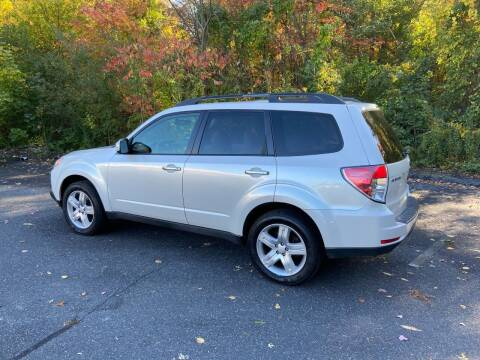 2010 Subaru Forester for sale at Chris Auto South in Agawam MA