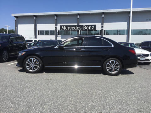 2015 Mercedes-Benz C-Class for sale at Second 2 None Auto Center in Naples FL