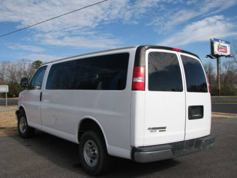 2015 Chevrolet Express Passenger for sale at Joe Lee Chevrolet in Clinton AR