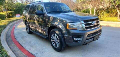 2015 Ford Expedition for sale at Motorcars Group Management - Bud Johnson Motor Co in San Antonio TX