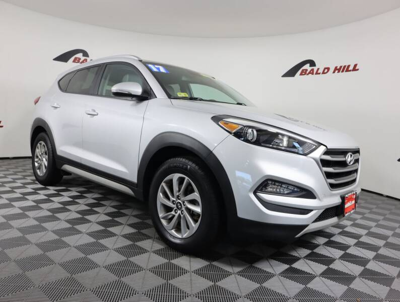 2017 Hyundai Tucson for sale at Bald Hill Kia in Warwick RI