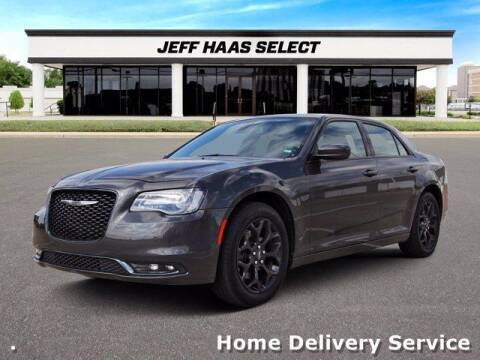 2019 Chrysler 300 for sale at JEFF HAAS MAZDA in Houston TX