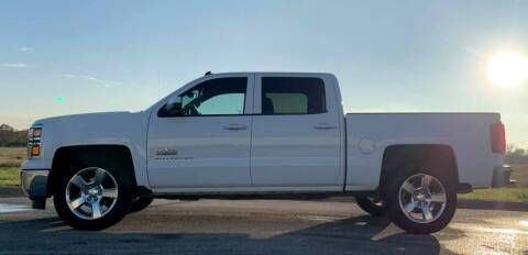 2014 Chevrolet Silverado 1500 for sale at Palmer Auto Sales in Rosenberg TX