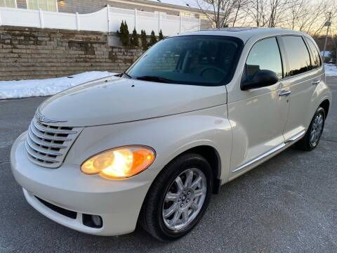 2007 Chrysler PT Cruiser for sale at Kostyas Auto Sales Inc in Swansea MA