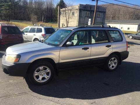 2003 Subaru Forester for sale at Edward's Motors in Scott Township PA