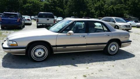 1994 Buick LeSabre for sale at AFFORDABLE DISCOUNT AUTO in Humboldt TN