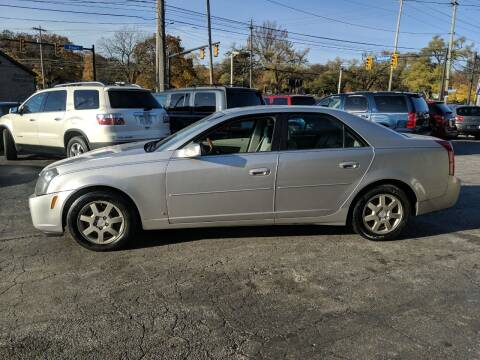 2006 Cadillac CTS for sale at Richland Motors in Cleveland OH