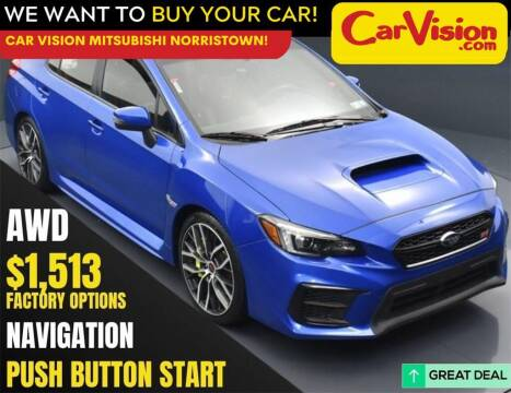 2020 Subaru WRX for sale at Car Vision Mitsubishi Norristown in Norristown PA
